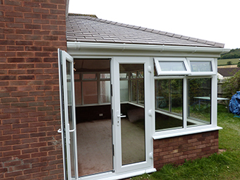 Sidmouth Solid Roof Conservatory