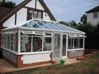 budleigh conservatories