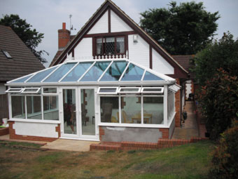 conservatory budleigh