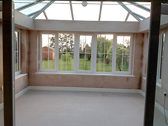 Conservatory Installers Newton Abbot