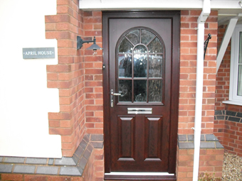 Composite door Awliscombe