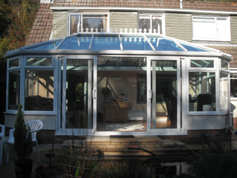 installtion of Conservatory Westhill