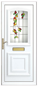 Devon double glazed doors