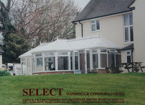 Conservatories Devon