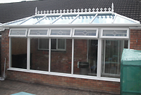 Tiverton Conservatory Installer