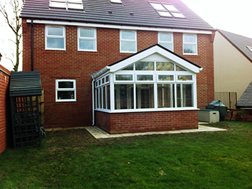 Conservatories in Newton Abbot