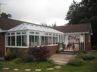 conservatory installation westhill